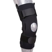 SuperLite Hinged Knee Brace by New Options
