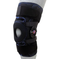 KC44-NOS: Dynamic Patella Stabilizer with Universal Shark Skin Buttress