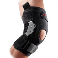 PS II Geared Polycentric Hinged Knee Brace by McDavid