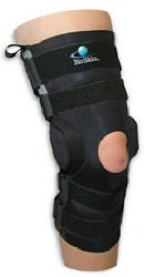 2770b70567 Bio Skin Gladiator Hinged Knee Support