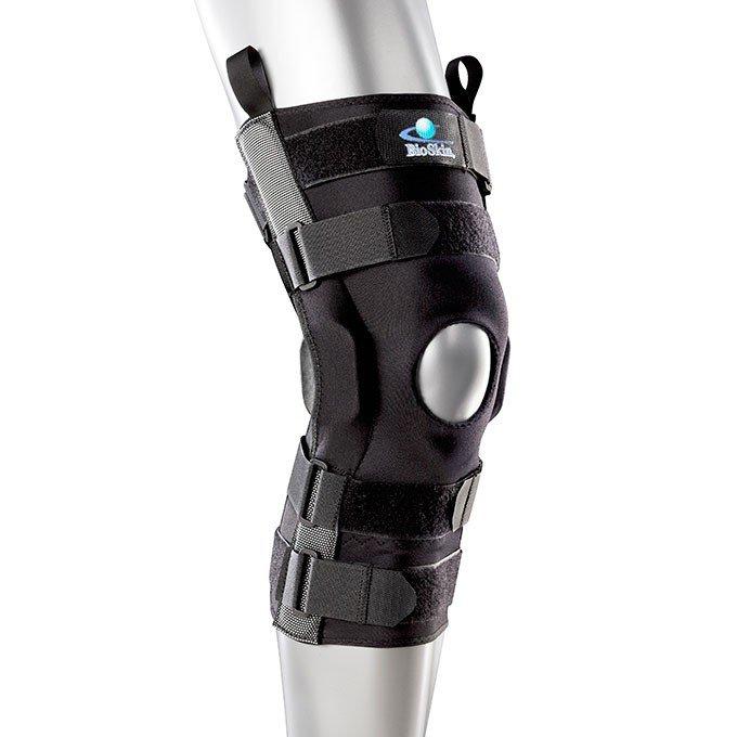 f8c8d765d4 Bio Skin Gladiator Hinged Knee Support
